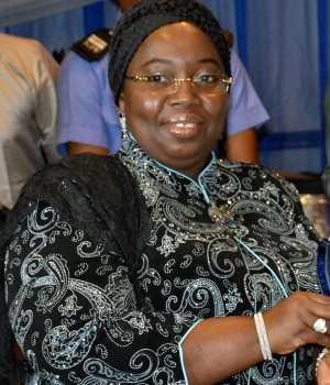 Lagos State Dep. Governor, Dr. Oluranti Adebule