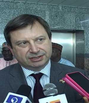 Paul-Arkwright, British High Commissioner to Nigeria