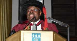 Professor Ernest Aryeetey, VC, University of Ghana