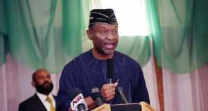 Sen. Udo Udoma, Minister for Budget and National Planning