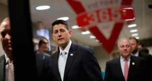 U.S. House Speaker Paul Ryan