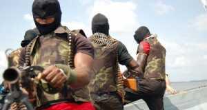 Niger Delta militant-