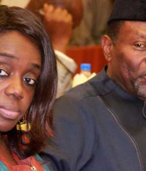 Kemi Adeosun, Finance Minister and Sen. Udoma Udoma, Minister for Budget and National Planning
