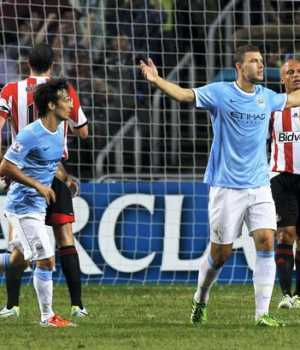 City vrs Sunderland