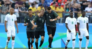 Germany vrs Nigeria