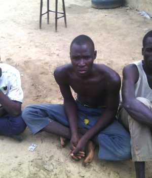 Boko Haram Terrorists arrested in Gombori