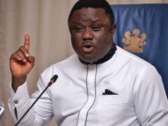 Gov. Ben Ayade of Cross River