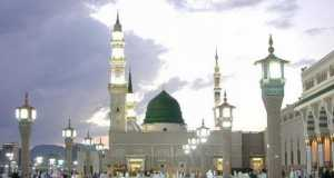 Mosque of Prophet Muhammad in Madinah