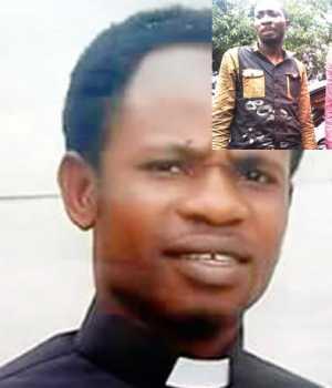 Pastor Onyenweaku-Chibunnam (Inset: The Suspects)