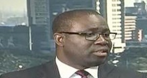 Patrick Iyamabo, First Bank's Chief Finance Officer