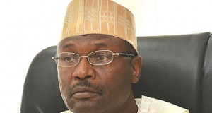 Professor Mahmood Yakubu, INEC chairman
