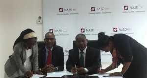 Proshare and NASD partnership