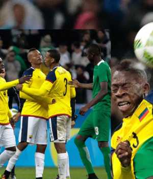 Dream Team VI beaten by Colombia