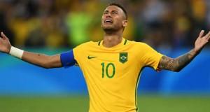 Neymar leads Brazil to Olympic Gold