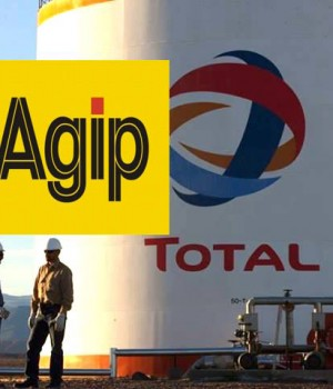 Agip and Total