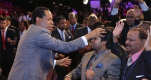 Pastor Chris Oyakhilome, founder of Christ-embassy-church