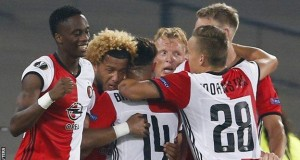 Feyenoord-humble-ManU