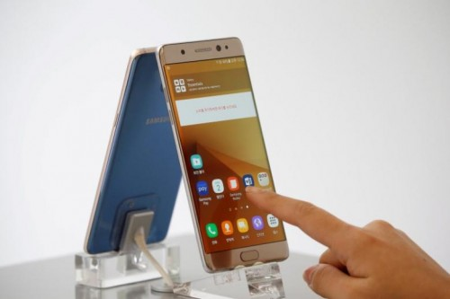 Samsung Galaxy Note 7 Replacement Program Hits Australia Tomorrow