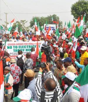 Labour Union strike