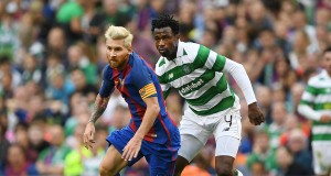 Lionel Messi-drubs-Celtic