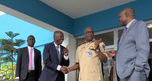 EFCC boss, Ibrahim Magu and FRSC boss, Boboye Oyeyemi and others