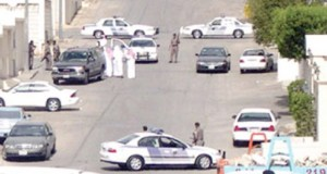 police-checkpoint-in-Makkah