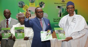 Buhari launches the 7-big-wins in oil and gas sector
