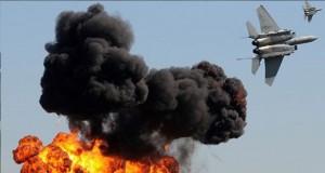 Russian Fighter Jets Bomb Aleppo