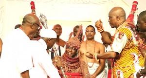 Coronation of Oba Eheneden Erediauwa as 40th monarch of Benin Kingdom