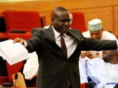 Senior Special Assistant to the President on National Assembly Matters (Senate), Senator Solomon Ita-Enag