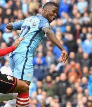 Kelechi Iheanacho has scored eight times in his past 11 Premier League games