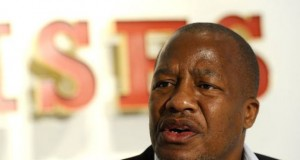 """The entire ANC leadership ... must take the fall"", Jackson Mthembu said"