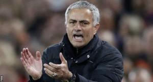Jose Mourinho fined
