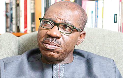 Image result for Governor Obaseki