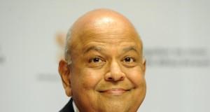 Pravin Gordhan, South African Finance Minister