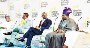 Governors at the Nigerian Economic Summit in Abuja