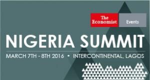The Economist Events' Nigeria