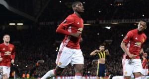Paul Pogba shines on