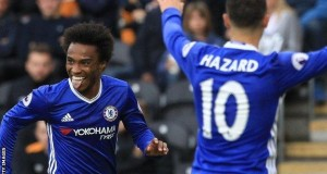 Williams-and-Hazard delivered for Chelsea
