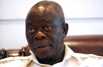 Adams Oshiuomhole of Edo