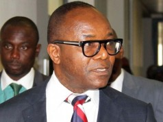Dr. Ibe Kachikwu, Minister of State for Petroleum