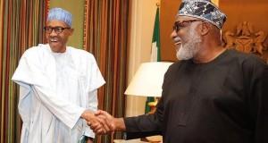 Buhari and Akeredolu