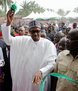 President Buhari and Gov. Oshiomhole