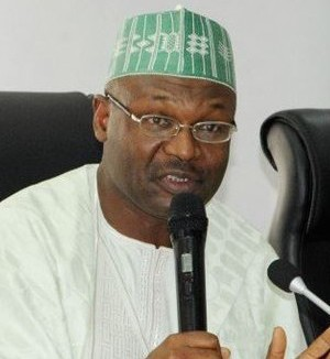 Prof. Mahmood Yakubu, INEC Chair