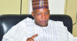 Gov. Kashim Shettima of Borno