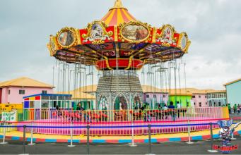 Hi Impact Planet Amusement Park & Resorts