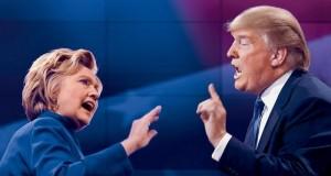Hillary Clinton-and Donald Trump
