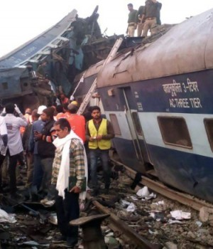 Indian-train-derailment