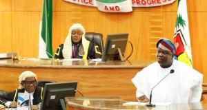 Ambode presents 2017 Budget
