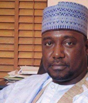 Gov. Sani Bello of Niger State